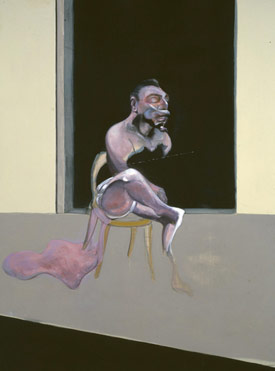 Detail: Francis Bacon Triptych - August 1972 1972 Tate © Estate of Francis Bacon. All Rights Reserved, DACS 2007