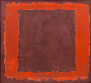 Mark Rothko Untitled, Mural for End Wall 1959 National Gallery of Art, Washington, Gift of The Mark Rothko Foundation, Inc. 1985.38.5 © 1998 by Kate Rothko Prizel and Christopher Rothko 265.4 cm x 288.3 cm