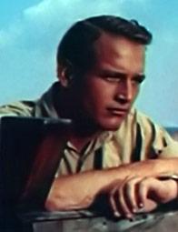 Paul Newman in Exodus. Image courtesy Wikipedia.