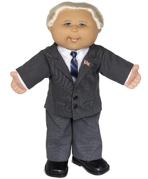 Cabbage Patch Kids Joe Biden doll. Courtesy Jakks Pacific.