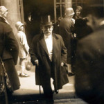 Adolphe Fraenkel, some of whose bequeathed assets are the subject of a Holocaust restitution claim being brought against the Musée Carnavalet in Paris. Image courtesy Régine Elkan.