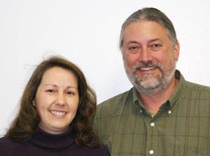Beverley and Jeffrey S. Evans. Credit: Jeffrey S. Evans & Associates.