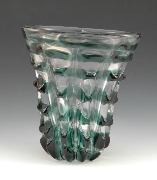 Tiffin Glass Goes Modern