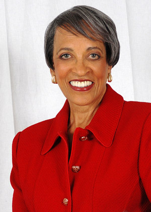 Johnnetta B. Cole, newly appointed Director Smithsonian National Museum of African Art. Image courtesy Smithsonian.