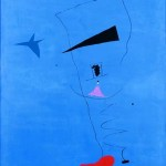 A fine artwork such as Joan Miro's 1927 oil on canvas titled Blue Star would find many suitors if ever offered as collateral. Privately owned, it sold at auction in Dec. 2007 for $11.8M. Image courtesy LiveAuctioneers Archive and European Evaluators LLC.