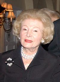 Philanthropist Leonore Annenberg dies at 91