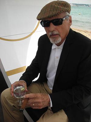 Dennis Hopper, Photo by Antje Verena, Courtesy Wikipedia Commons.