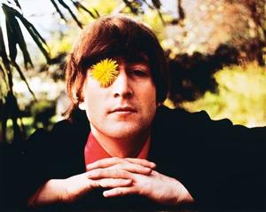 John Lennon portrait by Robert Whitaker. Photographer Robert Whitaker captured a pensive John Lennon at Weybridge in May 1965. The lightjet digital print was made in 2006 and is estimated at $915-$1,200. Image courtesy Bloomsbury.