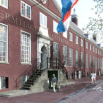 Entrance to Hermitage Amsterdam. Copyrighted image courtesy Hans van Heeswijk Architecten, Amsterdam.