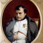 """Napoléon at Fontainebleau"" Paul Hippolyte Delaroche c.1848. All photos © Photo12.com – Pierre-Jean Chalençon. All rights reserved."