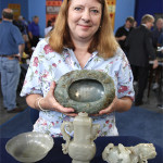 Photo by Jeffrey Dunn for WGBH. Courtesy Antiques Roadshow.
