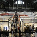 The AIPAD Photography Show, held in New York's Park Avenue Armory, is an international event. Image courtesy AIPAD.
