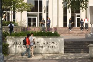 Image courtesy Meadows School of the Arts.