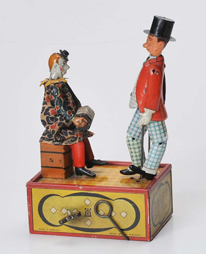 Antique toys with a European flavor in Antico Mondo's Sept. 5 sale