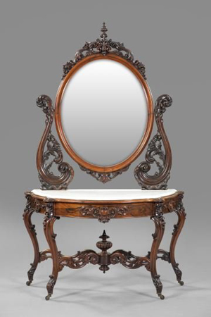 Fine Furniture, New Orleans Treasures At St. Charles Gallery, Sept. 26 27