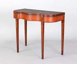 A highlight from Pook & Pook's Oct. 2-3 auction. Image courtesy Pook & Pook.