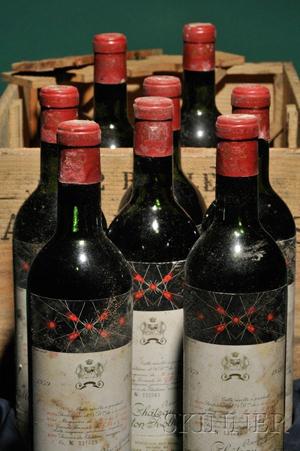Skinner adds Internet bidding to Fine Wine sales, starting Nov. 4