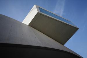 MAXXI National Museum of 21st Century Arts, Rome, 2009.