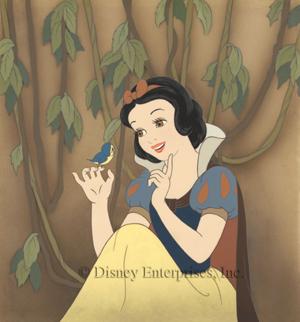 Image copyright Disney Enterprises Inc. Courtesy New Orleans Museum of Art.