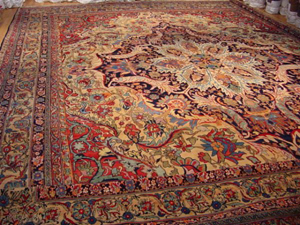Antique Carpets Online to sell antique rugs to highest bidders Dec. 16