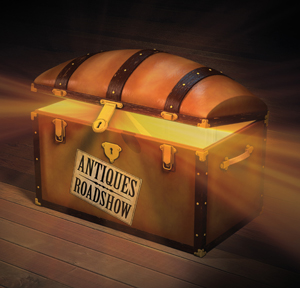 Antiques Roadshow : Discovering America's Hidden Treasures. Copyright WGBH Educational Foundation.