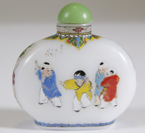 Painted pieces, Asian items highlight Midwest Auctions' Feb. 13-14 sale