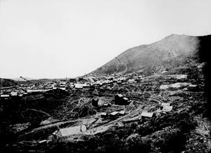 Ansel Adams' daughter donates Nevada historic photos