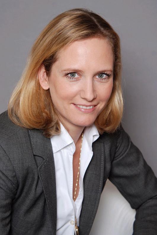 Van Ham Kunstauktionen Kunstexpertin Pia von Buchwaldt (Foto mit freundlicher Erlaubnis Vam Ham.)