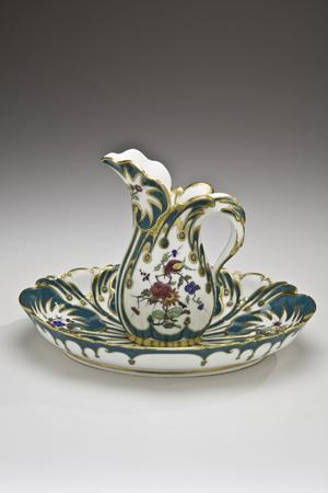 Sevres porcelain marks counterfeit