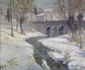 Outlook is bright for seasonal landscapes at Rachel Davis' May 8 sale