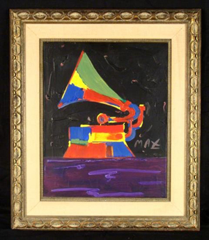 Art from Guiragossian, Stevens estates in May 11 Chicago auction