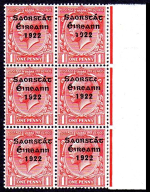 Auction Talk Germany: The Art of Selling Irish Stamps to Germans
