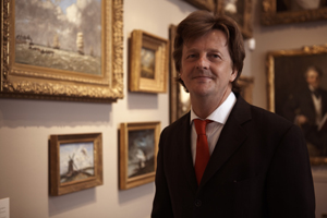 Dr. Paul Greenhalgh. Image courtesy of the Corcoran Gallery of Art.