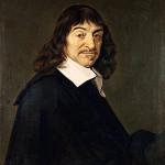 After Frans Hals, Portrait of Rene Descartes (1596-1650), Musee du Louvre.