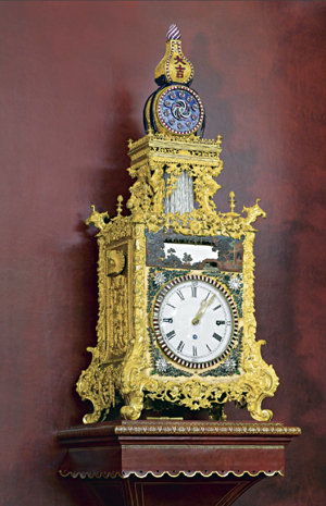 3 8m Chinese Clock Tops Sotheby S Auction Of Kluge Collection