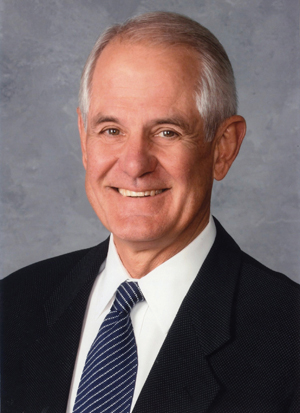 James N. Wood, 69, president and CEO of the J. Paul Getty Trust. Image courtesy of the J. Paul Getty Trust.
