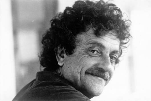 Kurt Vonnegut Jr. (1922-2007), photo courtesy of the Kurt Vonnegut Memorial Library.