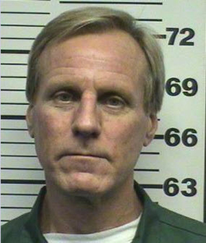 Prison mugshot of admitted art thief Thomas Doyle, who is now the focus of attention in a case involving a missing Corot painting valued at $1.3 million. Photo: New York State Department of Correctional Services/Auction Central News International.