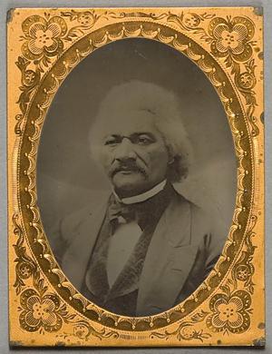 This Frederick Douglass ambrotype sold for $24,000 at Jackson's International Aug. 24-25 auction. Image courtesy of Jackson's International.