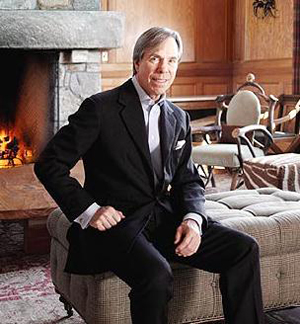 Tommy Hilfiger is an international fashion designer and cultural icon. Items from his estate will be sold at Vintage Galleries on Sept. 26. Image courtesy of Vintage Galleries.