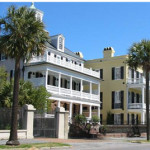 Historic homes near Charleston's Battery Park. Photo taken in March, 2005 by Frank Buchalski. Photo licensed under the Creative Commons Attribution 2.0 Generic License.