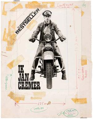 Orig. manuscript for classic '60s novel at Adams Amsterdam, Oct. 2