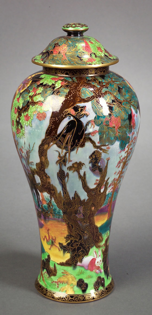 , Wedgwood's Fairyland Lustre creates a magical world