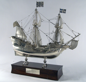 The fleet's in for Boston Harbor Auctions' Marine Auction Nov. 7