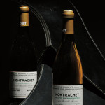Domaine de la Romanee Conti Montrachet 1998, Cote de Beaune, bottle nos. 00238, 00240, two bottles. Estimate: $3,000-$5,000. Image courtesy Skinner Inc.