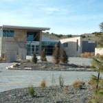 The California National Historic Trail Interpretive Center located near Elko, Nevada, U.S. Bureau of Land Management photo.