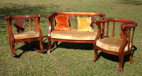 Furniture Specific: How fake is it?