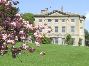 View of Claverton Manor, home of The American Museum in Britain, which celebrates its 50th anniversary in 2011 from 12 March to 30 October. Image courtesy The American Museum in Britain.