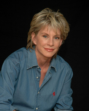 Crime novelist Patricia Cornwell. Image used with permission by Palmtree3000, courtesy of Wikimedia Commons.