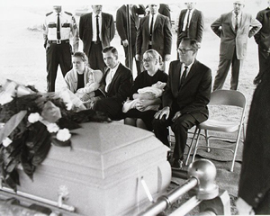 Oswald's brother sues over sale of JFK assassin's coffin